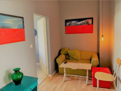 Möblierte Apartments mit englischer Hoteleinrichtung